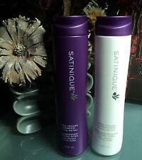 Shampoo Volumen + Haarspülung 2 x 280 ml SATINIQUE™ Schampoo AMWAY™ Spülung