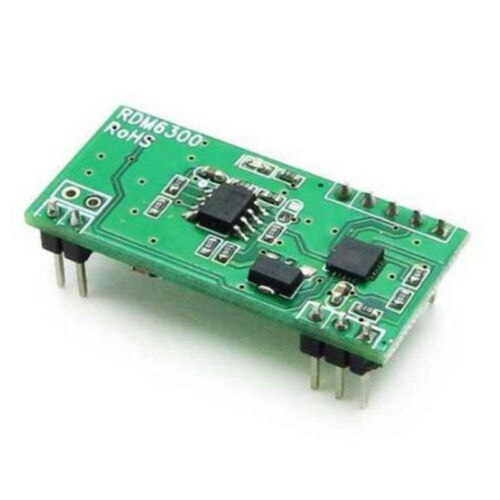 RFID Reader Module RDM6300 125Khz UART Output Zugangskontrolle System DIY Board