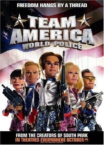 Team America - World Police (DVD, 2005)