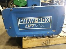 3 Ton Shaw Box Hoist
