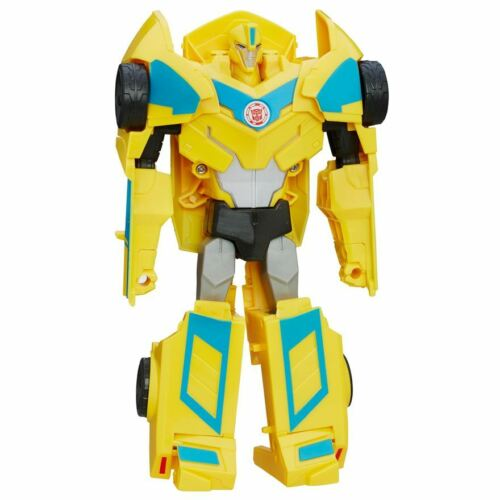 Transformers robots in disguise 3 étape changeurs-bumblebee