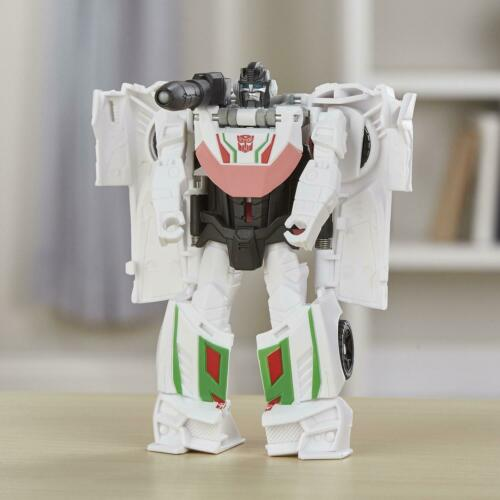 Transformers cyberverse Action attaquants 1-Step Changer Wheeljack figure