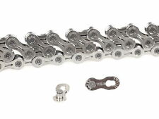 KMC X11el Road MTB Cycling Bike Chains 11s for Shimano Campy SRAM 114l Silver