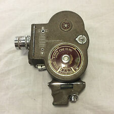 Vintage Cine Elmo 8-AA Camera With Grip In Non Working Condition