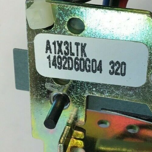WESTINGHOUSE A1X3LTK AUXILIARY SWITCH 6A,600V,50//60HZ 125//250VDC