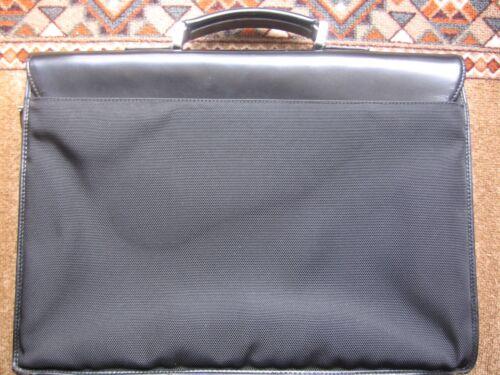 Original Condition Perfect Italy Business Ferre Handbag Gianfranco Briefcase Hv08S0q