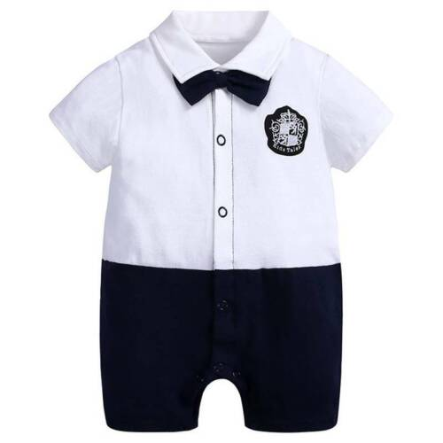 Newborn Baby Toddler Boys Girls Kid/'s Romper Jumpsuit Clothes Bodysuit Outfits