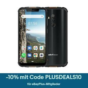 "Ulefone Armor 5S 5.85"" Handy Android 9.0 4GB 64GB IP68 Rugged Phone 5000mAh NFC1"
