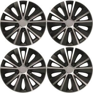 4 Design Radkappen für Chevrolet Aveo in 14 Zoll
