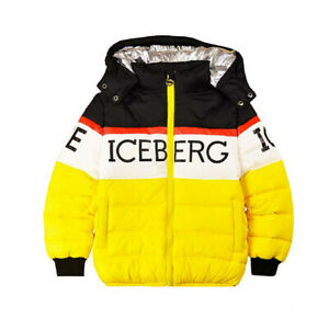 Iceberg-Piumino-Bambini-GBICE9309B-500-Giallo