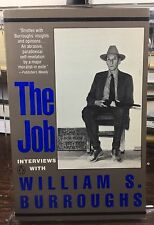 The Job : Interviews with William S. Burroughs by Daniel Odier and William S. B…