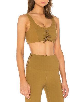 Sports Bras Women's Clothing Free People Damen Bevor Sie Gehen Ob793340 Activewear-bh Slim Green Größe Xs Latest Technology