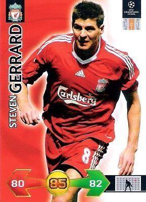 Adrenalyn XL-Super strikes 2009//2010 fc liverpool escoger jugadores