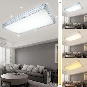 Das Bild Wird Geladen  60W LED Kristall Deckenleuchte Wandlampe Deckenlampe Fuer Wohnzimmer