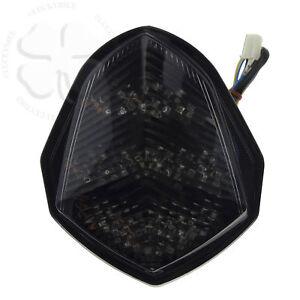 Stop Brake Smoke DOT 35710-21H30 Suzuki GSXS 750 Integrated LED Tail Light Blink