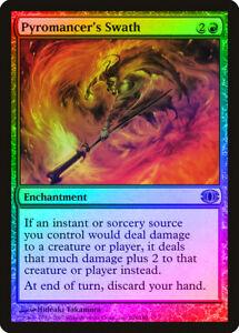 Pyromancer/'s Swath FOIL Future Sight PLD Red Rare MAGIC MTG CARD ABUGames
