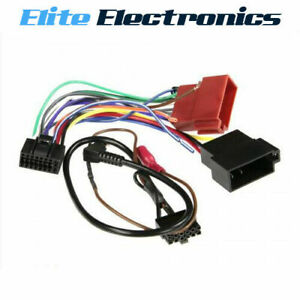 Details about JVC 16 PIN TO ISO HARNESS + PATCH LEAD FOR KD-X320BT on nasa wiring, vintage stereo wiring, klipsch wiring, kicker wiring, bose wiring, car audio wiring, honeywell wiring, bosch wiring, rca wiring, car speaker wiring, kenwood wiring, pioneer wiring,