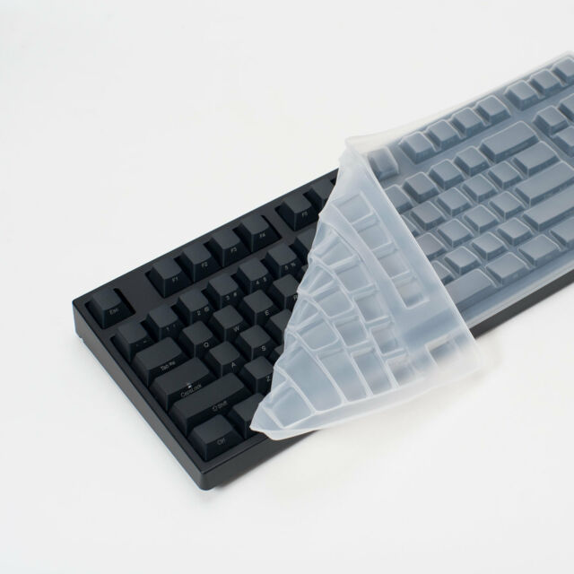 Leopold Clear Silicone Keyboard Cover Skin for Fc750r Tenkeyless for ... 4536d0f0e