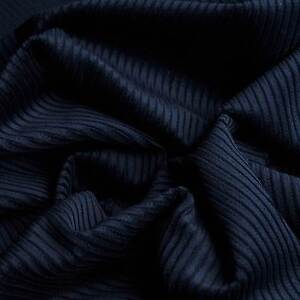 100/% Baumwolle Cord Stoff marine Kleiderstoff Cordstoff Kuni Breitcord