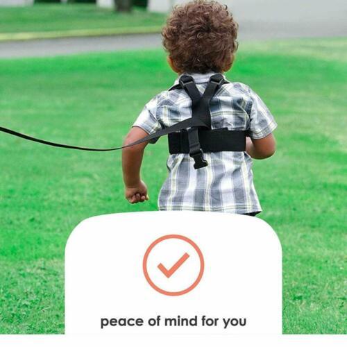 Safety Harness For Toddler Walking Kids Child Restraint Backpack Chest Leash