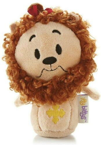 Wizard of Oz COWARDLY LION Plush Itty Bittys by Hallmark