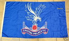 Crystal Palace Flag Banner 3x5 England British UK Premier Football Soccer