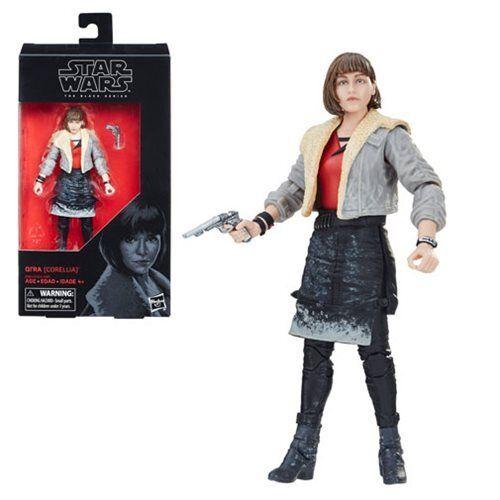 Star Wars Black Series Hasbro Qi /'ra 6-inch Action Figure en stock!