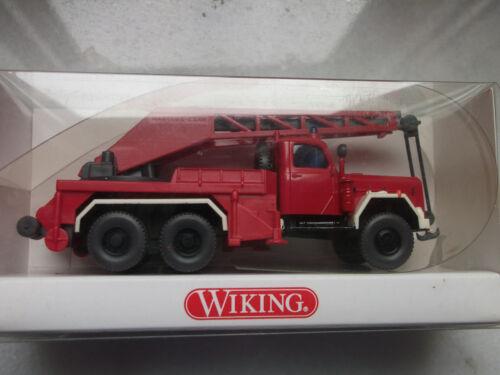 Wiking 611 01 29 Iveco bomberos lf 16 kranwagen 1:87 OVP
