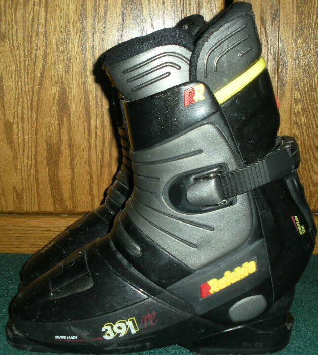 RAICHLE 391 DOWNHILL SKI BOOTS MENS 7.5, MONDO 25.5, 309mm sole