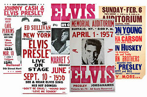 ELVIS-PRESLEY-SET-OF-5-A4-POSTER-PRINTS-1