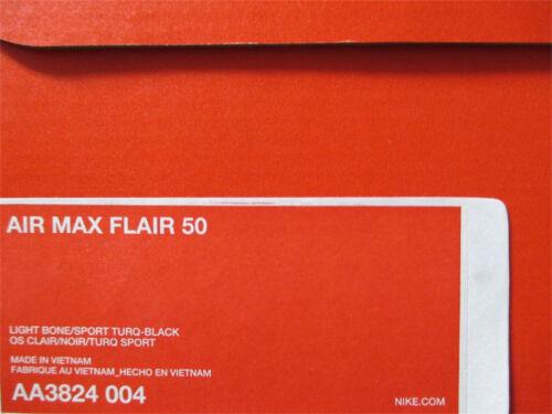 Nike Os Blanc Sz Sport Max Noir 11 004 Flair Léger Air Turquoise 50 Aa3824 rFIarw