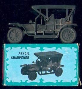 Taille Crayon Pencil Sharpener Die Cast Miniature Tacot Automobile