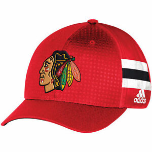 5163ad5c47b Chicago Blackhawks NHL Men s 2017 Draft Cap Structured Pro ...
