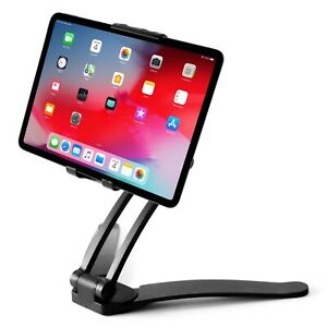 Details zu Ipad Stand Holder Kitchen 2 in 1 Wall Mount or Surface Stand  Universal Tablets