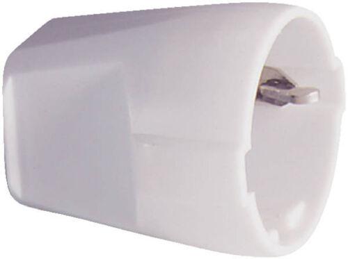 SCHWARZ 1176100 Thermoplast ABL SCHUKO-Kupplung