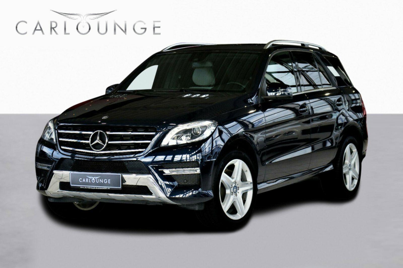 Mercedes ML350 3,0 BlueTEC aut. 4-M 5d - 3.650 kr.