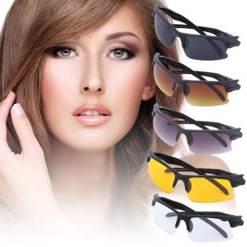 Mens HD Polarized Sunglasses Outdoor Driving Fishing Glasses Eyewear  CU