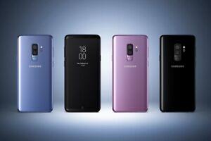 Samsung-Galaxy-S9-Plus-128-Go-amp-256-Go-LTE-4-G-Debloque-Smartphone-Android-classe