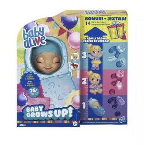 New Listing Baby Alive Baby Grows up (Dreamy)