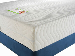 Furniture Orthopaedic 4FT6 Mattress Medium Firm Bed Bug Resistant UK Double Size Matress Mattress Bed