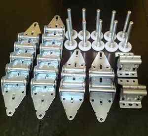 Garage door hardware kit heavy duty 16x8 or 18x8 for 16x8 garage door price