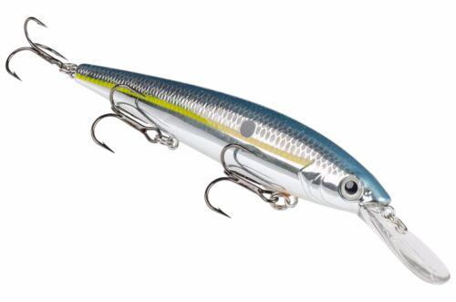 Strike King KVD 300 Suspending Jerkbait Deep 4 1//2 inch Bass Fishing Bait Lure