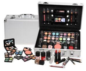 Urban-Beauty-Make-Up-Set-amp-Vanity-Case-51pcs-Cosmetics-Collection-amp-Carry-Box
