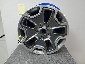Image Is Loading 07 13 2017 Jeep Wrangler New Rubicon Wheels