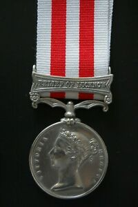 STERLING-SILVER-INDIAN-MUTINY-MEDAL-CLASP-RELIEF-OF-LUCKNOW