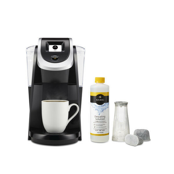 Keurig 2.0 K250 K-Cup Machine & K-Carafe Coffee Maker Brewer | BRAND NEW | BLACK