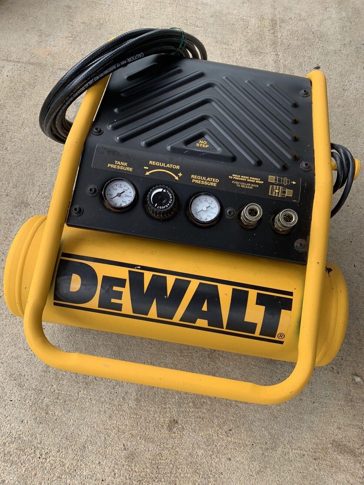D55140 micmah_25 DEWALT D55140 135 PSI Max Trim Compressor