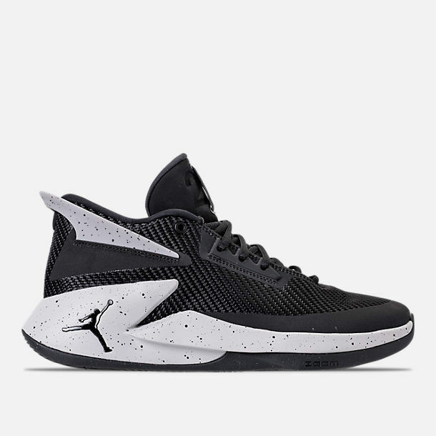 AIR JORDAN FLY LOCKDOWN BLACK BASKETBALL SHOE MEN'S SELECT YOUR SIZE