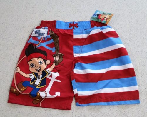Swim Wear Disney/'s Jake and the Neverland Board Shorts Boardies Swimmers