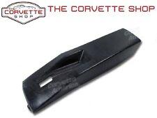 C3 Corvette Parking Brake Center Console Cover Black 1977-1981